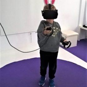 σαλόνι εικονικής πραγματικότητας